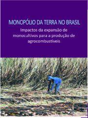 Revista Monopólio da terra no Brasil